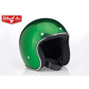 EASYRIDERS Open Face Helmet Mega Flake