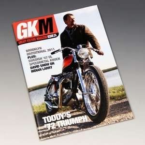 EASYRIDERS Greasy Kulture Magazine Vol. 24