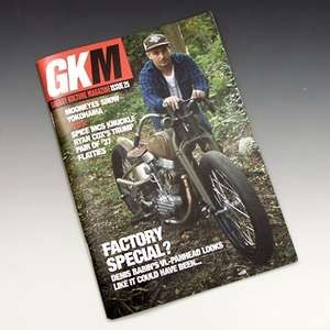 EASYRIDERS Greasy Kulture Magazine Vol. 25