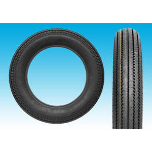 EASYRIDERS SHINKO E270 Black Tire [5.00-16]