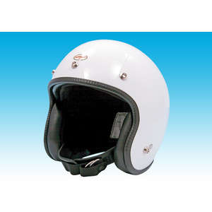 EASYRIDERS 70s Small Helmet White 1