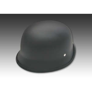 EASYRIDERS GERMAN 2 Helmet Mat Black/without sticker