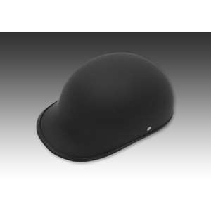 EASYRIDERS Helmet Gangster Mat Black/without Sticker