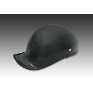 EASYRIDERS Helmet Gangster 2 Black/without Sticker