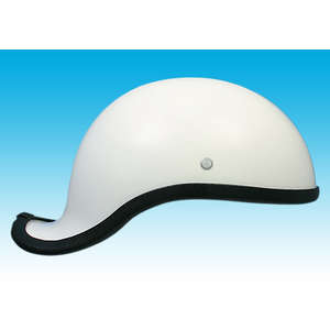 EASYRIDERS Helmet Gangster 2 White/without Sticker