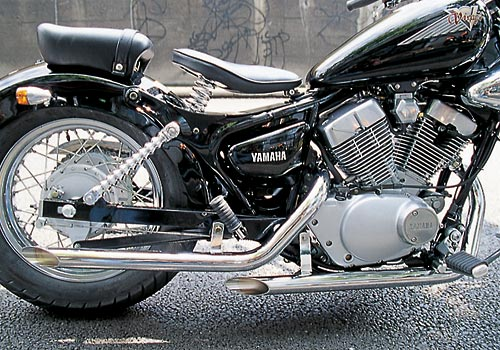 WILDEAGLE Drag Pipe Exhaust System