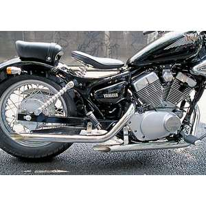 I think that this type of muffler suits a virago m...