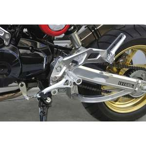 OVER RACING Rear Sets Sets 4 Position Tandem Position Kit