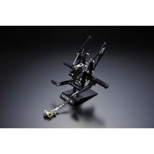 OVER RACING Rear Sets Kit 4 Position