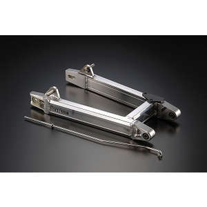 OVER RACING Swing Arm 5cm Long without OV Type Stabilizer