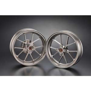 OVER RACING Forged aluminium roda GP-TEN