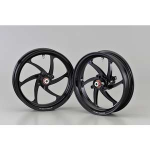 OVER RACING Aluminum Forged Wheel GP-SIX Single Item for Rear