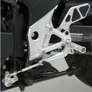 OVER RACING 4 Position Rear Sets Kit