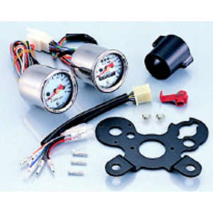 KITACO Mini Mini Speed & Tachometer Kit