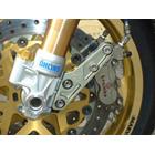 標準型卡鉗固定座 正立式前叉專用  Webike摩托百貨