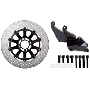 SUNSTAR Trad TYPE-2 Front Disc Rotor & Caliper Support Set