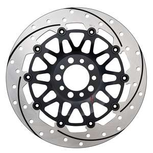 SUNSTAR [Closeout Item] PREMIUM RACING Front Disc Rotor [Special Price Item]
