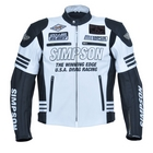 SIMPSON Leather Jacket SLJ-2111