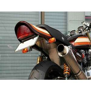 STRIKER STRIKER System Fender Eliminator Kit
