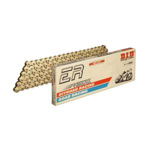 DID ER Series Chain 415ERZ Gold [with Clip (RJ) Joint]
