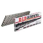 DID VX Series Chain 520VX2 Steel [with Rivet (ZJ) Joint]