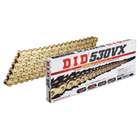 DID VX Series Chain 530VX Gold [with Rivet (ZJ) Joint]