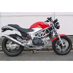 HONDA VTR250 (MC33) Complete Exhaust Systems : Customer