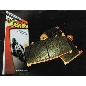 Vesrah Metal Sports Pads Sintered Brake Pads ZD-CT