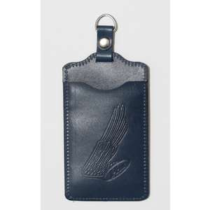 HONDA RIDING GEAR Leather Id Card Case