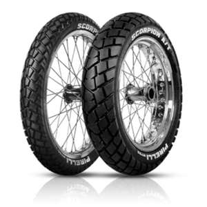 PIRELLI SCORPION MT90 A/T [120/80-18 M/C 62S] Tire