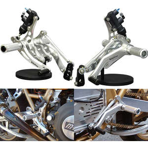 BABYFACE [Closeout Item] [IDEAL] Rear Sets Kit [Special Price Item]
