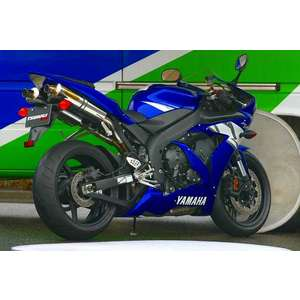 TSUKIGI RACING TR Slip-on Exhaust