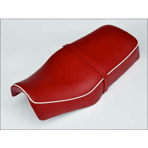 CHIC DESIGN Classic Double Seat Red