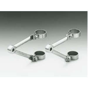 Peyton Place Auckland Type/Stainless Light Bracket