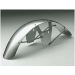 Peyton Place Stainless Steel/Long Fender