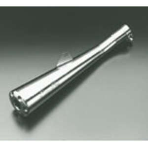 Peyton Place Stainless Steel/Megaphone Slip-on Silencer