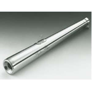 Peyton Place Stainless Continental Slip-on Silencer