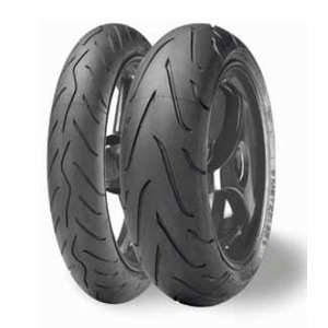METZELER SPORTEC M3 [120 / 70 ZR 17 M / do (58W) TL] Tire