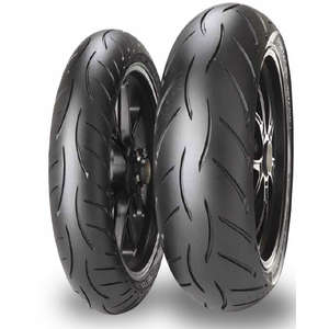 METZELER SPORTEC M5 INTERACT [120 / 60 ZR 17 M / do (55W) TL] Tire