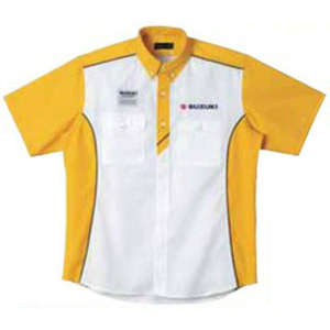 SUZUKI Pit Shirt (MOTOR SPORTS)