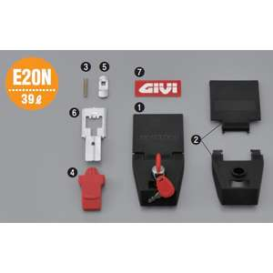 Givi E20N Push Button