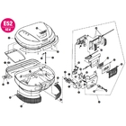 GIVI [Repair Parts] Latch B [Z234B]