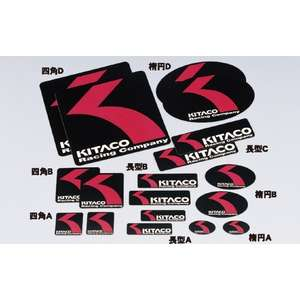 KITACO Originele sticker