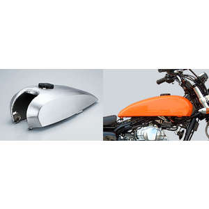 WM Road Tracker Aluminum Tank