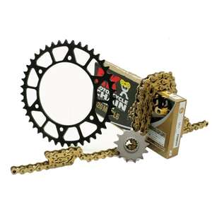 DRC EK Chain Sprocket Kit