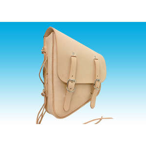 EASYRIDERS Rigid Saddlebag A Natural