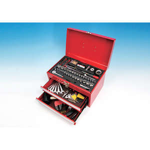 EASYRIDERS 150-piece Tool Kit with Tool BOX