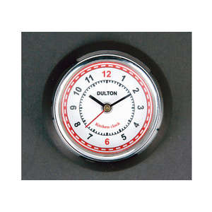 EASYRIDERS [DULTON] Kitchen Clock with Magnet