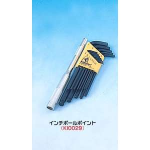 EASYRIDERS Ball point L型六角板手組
