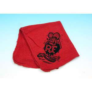 EASYRIDERS Rat Fink Rug Cloth